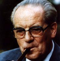 30. Todestag von Herbert Wehner