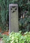 Der Grabstein der Familie Wehner - Burgfriedhof Bonn-Bad Godesberg